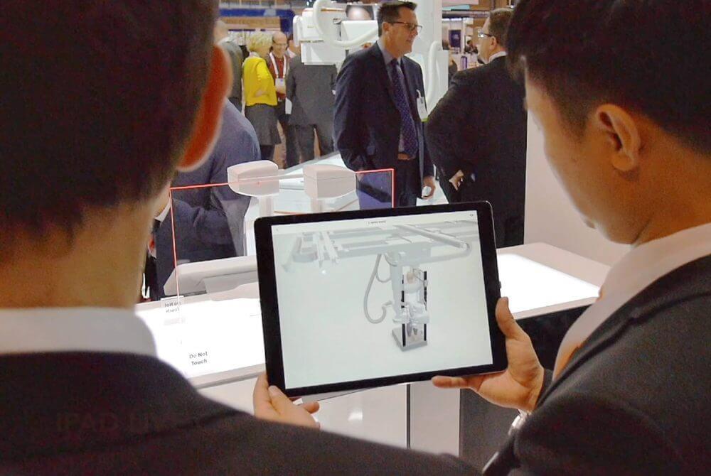 Siemens Healthineers AR App